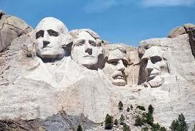 Gunung Rushmore