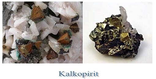 Calcopyrite