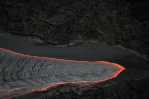 Pāhoehoe Lava